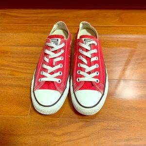 Red Converse Original 💯💯💯